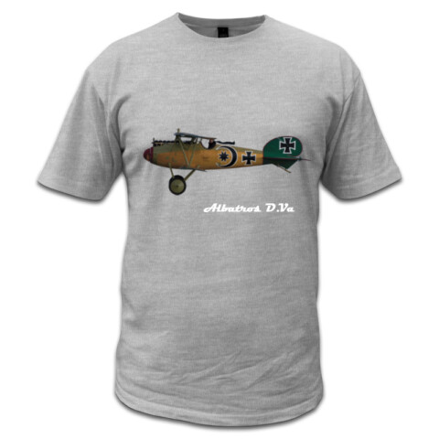 Albatros T-Shirt - Historical Aviation Film Unit